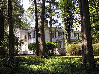 Rowan Oak United States historic place