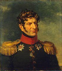 Portrait of Fyodor F. (Friedrich Otto) Rosen (1767-1851) (3rd)