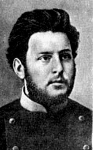 Vadim Rudnev - V.V. Rudnev in 1900.