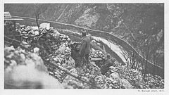 Rudolf Balogh - Battles of the Isonzo postcard 02.jpg