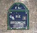 Rue Brisemiche - plaque.JPG