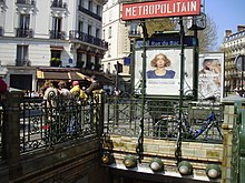 Rue du bac m tro de paris wikip dia - Poltrona frau rue du bac ...