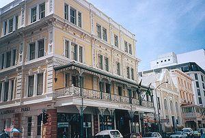 Long Street (Cape Town) - Image: Rues du Cap