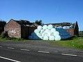 Ruin and Farm Storage - geograph.org.uk - 241341.jpg