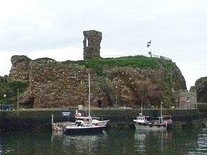 Agnes, Countess of Dunbar - Ruins of Dunbar Castle