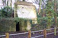 Ruins of the 1926 Incorporating Mills, Oare Gunpowder Works - geograph.org.uk - 1621638.jpg
