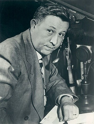 Russ Hodges - Russ Hodges in 1955
