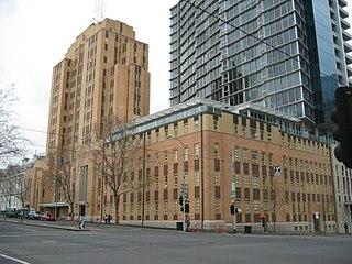 Russell Street bombing Terror attack in 1986 in Melbourne, Australia