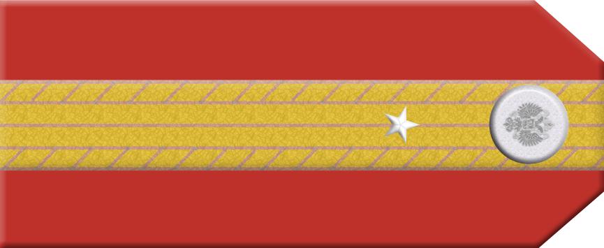 Russian Imperial Army Zauryad Praporshchik
