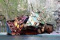 Russian Shipwreck on Bear Island Svalbard Arctic (19661339643).jpg