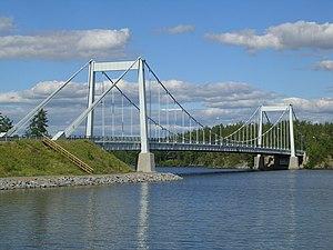 Sääksmäki - Sääksmäki Bridge