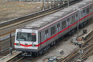 Beijing Subway A rail network in Beijing, China and surrounding areas including rapid transit, light rail, and magnetic levitation components