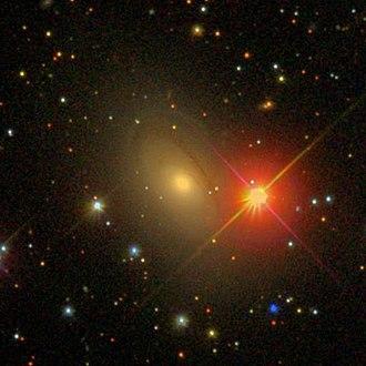 NGC 7025 - SDSS image of NGC 7025.