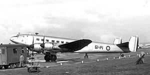 SNCASE SE.161 Languedoc - SE.161 Languedoc No. 92 of GT II/61 French Air Force in 1955