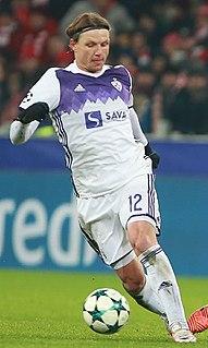 Dare Vršič Slovenian footballer