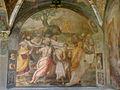 SMN Chiostro Grande n01 Alessandro Allori e G.M. Butteri, Trasporto del corpo di Cristo.JPG