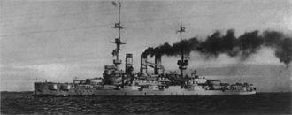 SMS Pommern - Pommern before the war