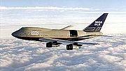 SOFIA Boeing 747SP 1998AC0014