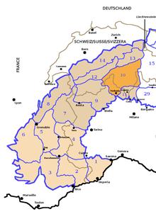 Cartina Geografica Canton Ticino Svizzera.Canton Ticino Wikivoyage Guida Turistica Di Viaggio