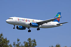 Airbus A320 Small Planet Airlines Poland