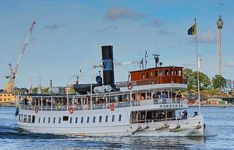 SS Norrskär - Image: SS Norrskär 05