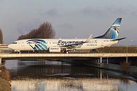 SU-GDC - B738 - EgyptAir
