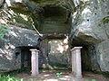 Saarbrücken Halberg Mithrashöhle.JPG