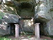 Saarbrücken Halberg Mithrashöhle