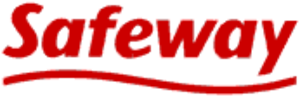 Safeway (UK) - Image: Safeway plc logo