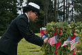 Sailor participates in Wreath Across America Day 2013 (11407866544).jpg