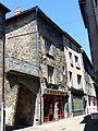 Saint-Flour - Maison - rue Marchande 38 (angle rue du Mazel) (pas dans liste) (1-2016) P1040682.jpg