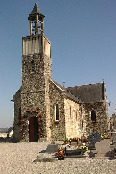 Église Saint-Jean-Baptiste de fr:Saint-Jean-de-Daye