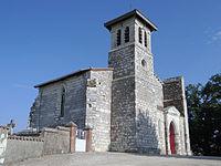 Saint-Paul-d'Espis - Église Saint-Jean de Cornac -1.JPG