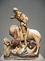 Saint George and the Dragon alabaster sculpture.jpg