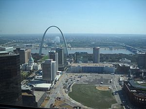 Saint Louis MO The Gateway Arch (1).JPG
