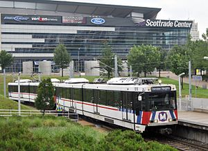 Scottrade Center - Image: Saint Louis Missouri Metro