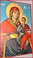 Saint Mary Odigitria Icon in Dolno Drenoveni Kato Kranionas 19th Century.jpg