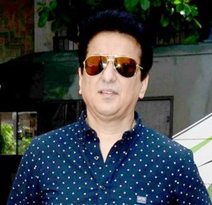 Sajid Nadiadwala - Nadiadwala during the promotion of his production film Phantom (2015)