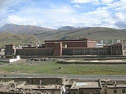 Sakya Monastery, Sakya, Tibet.jpg