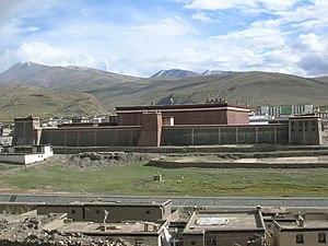 Sakya Monastery - Sakya Monastery
