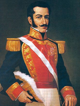 Felipe Santiago Salaverry - Image: Salaverry 2