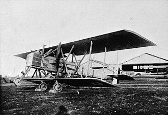Salmson-Moineau S.M.1 - Image: Salmson (airplane)