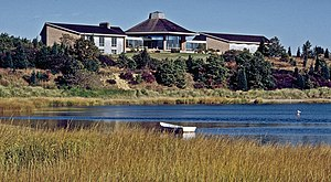 Mission 66 - Salt Pond Visitor Center, Cape Cod National Seashore