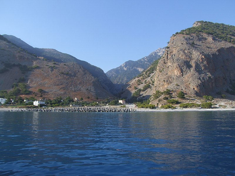 Αρχείο:Samaria gorge exit.JPG