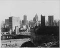 San Francisco Earthquake of 1906, Kearny and Grant Avenue area south of Bush Street - NARA - 531012.tif