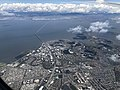 San Mateo Bridge and Foster City from B6 1833, Feb 2019.agr.jpg