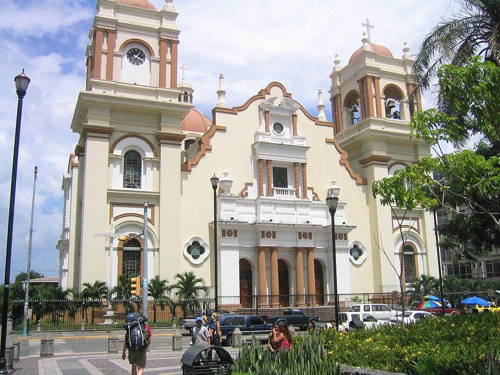 ArchivoSan Pedro Sula Cathedraljpg  Wikipedia, la enciclopedia