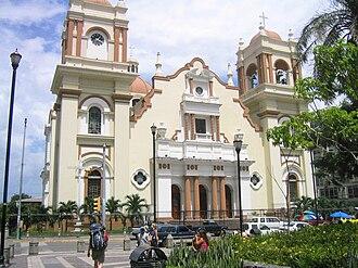 San Pedro Sula - Image: San Pedro Sula Cathedral