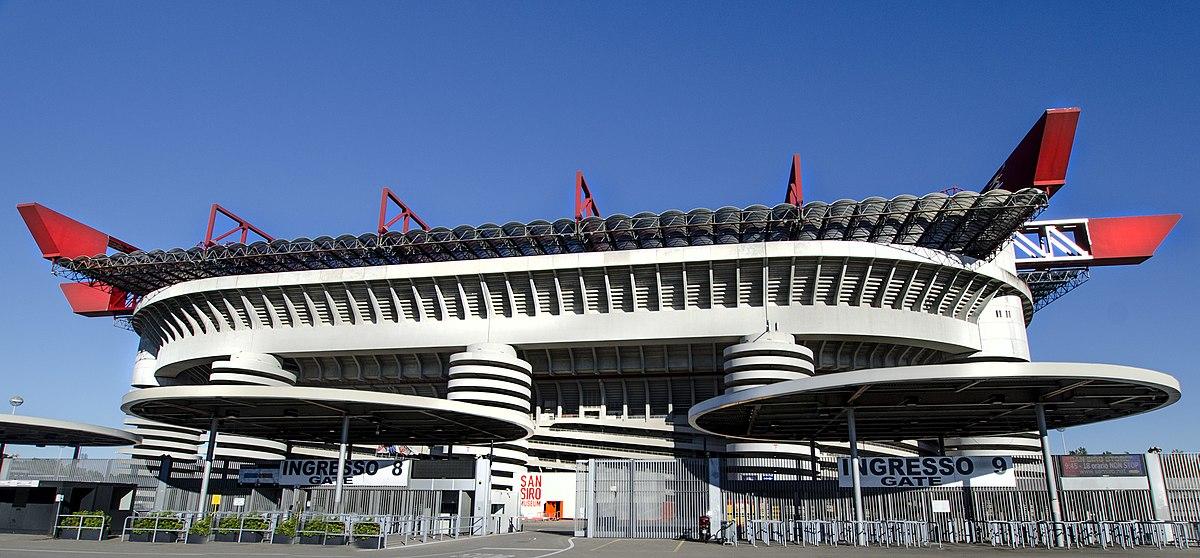 terzo anello stadio san siro milan - photo#35
