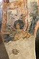 San lorenzo in insula, cripta di epifanio, affreschi di scuola benedettina, 824-842 ca., pie donne e l'angelo al sepolcro 03,1.jpg